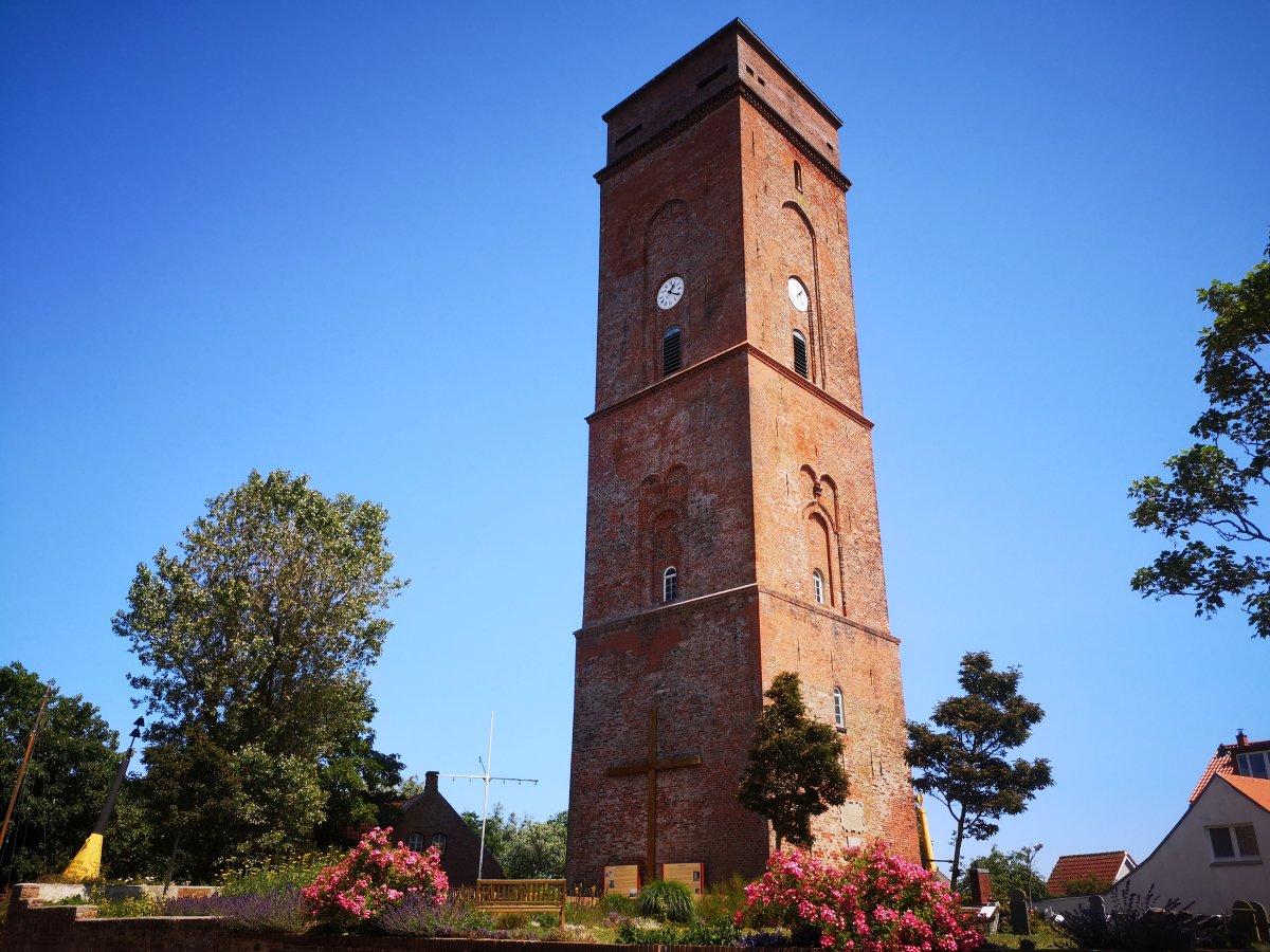 Alter Leuchtturm Borkum