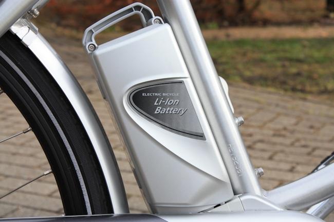 Ebike Akku vom Elekrofahrrad