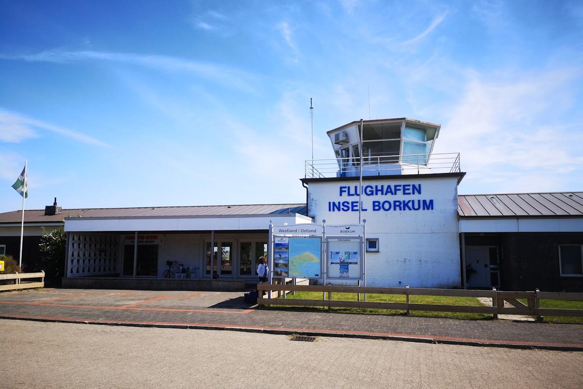 Flugplatz Insel Borkum