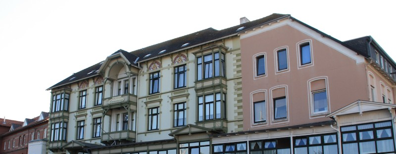 Hotel Rummeni auf Borkum