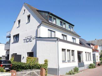 Hotel Tide42 Borkum