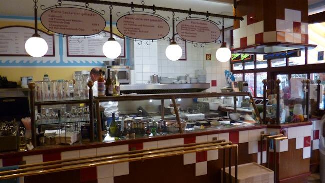 Restaurant und Imbiss Knurrhahn auf Borkum