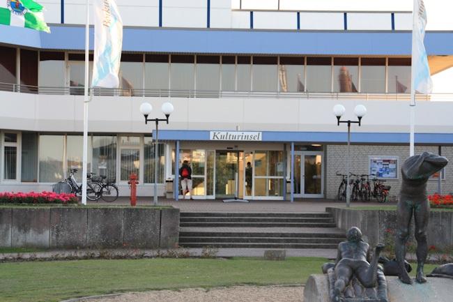 Kino und Kulturinsel auf Borkum
