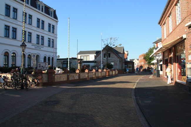 Neue Straße Borkum
