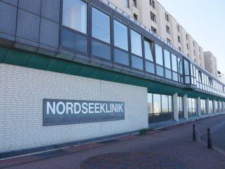 Nordseeklinik auf Borkum