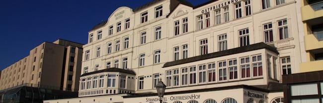 Hotels aus Borkum - Ostfriesenhof auf Borkum