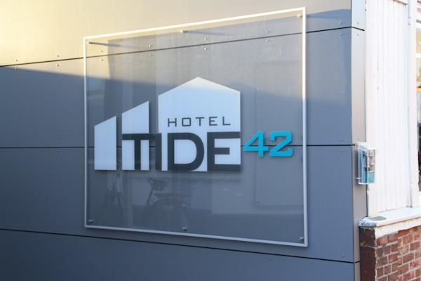 Hotel Tide42 auf Borkum